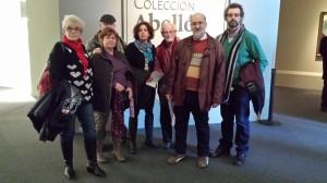 exposición Abelló 15-02-2015