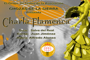 Charla Flamenca