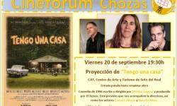 Cine Chozas 20 de sept